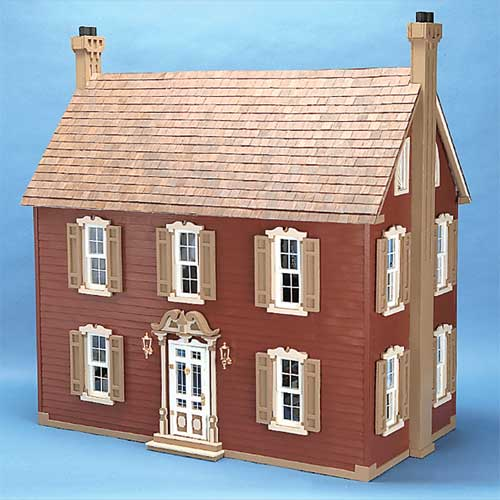 Dollhouse Kits By Corona Concepts The Willow Dollhouse