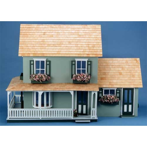 Dollhouse Kits By Corona Concepts The Primrose Dollhouse