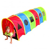 Institutional Tickle Me Geo Tunnel 9FTx19IN - Pacific Play Tents