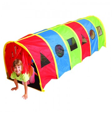 Institutional Tickle Me Geo Tunnel 9FTx19IN - Pacific Play Tents - 95200-tunnel-360x365.jpg