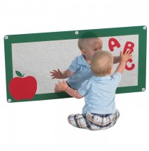 ABC/Apple Mirror, by Childrens Factory