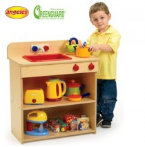 Angeles Value Line 2 in 1 Toddler Kitchen
