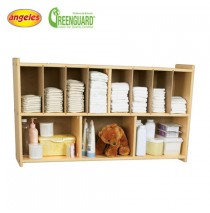 Angeles Value Line Overhead Diaper Storage