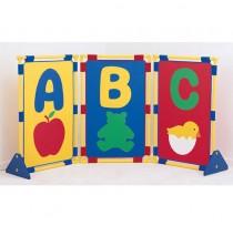 Children's Factory Alphabetical Item PlayPanel Set