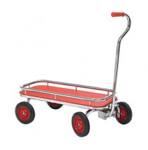 Angeles SilverRider Red Wagon