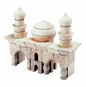 Arabian Block Set Table Top Building Blocks 42 Pcs by Guidecraft - Arabian-Block-Set-360x365.jpg