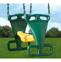 Back to Back Glider Swing with Chain