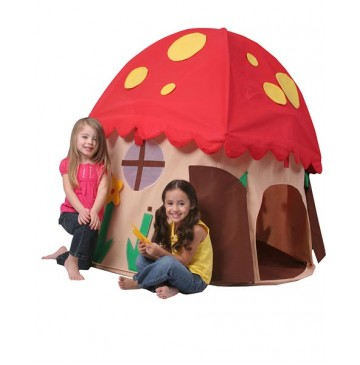 Bazoongi Kids Mushroom Play Tent - Bazoongi-Kids-Mushroom-Tent-360x365.jpg
