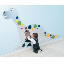 Beguiling Bronto Mirror by Childrens Factory