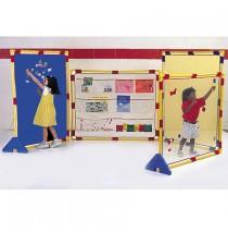 Children's Factory Big Screen Activity PlayPanel Set