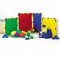 Children's Factory Big Screens Rainbow PlayPanels