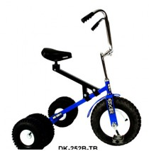 Dirt King Big Kids Dually Tricycle Blue Ages 7 - Adult