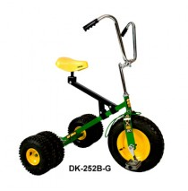 Dirt King Big Kids Dually Tricycle Green Ages 7 - Adult