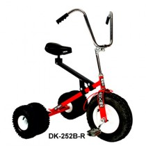 Dirt King Big Kids Dually Tricycle Red Ages 7 - Adult