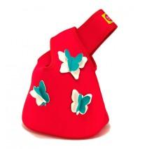 Dabbawalla Bags Lunch Purse - Butterfly