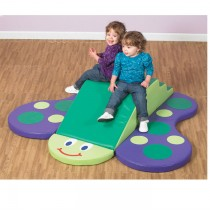 Childrens Factory Butterfly Soft Play Climber