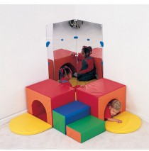 Corner Tunnel by Childrens Factory