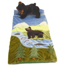 Carstens Black Bear Kids Slumber Bag