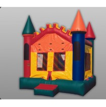 Castle IV 15' Bounce House Commercial Grade by Kidwise