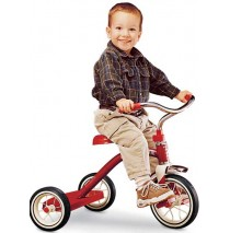 Radio Flyer Classic Red Tricycle Model 34