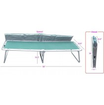 Gigatent Comfort Cot with Mattress