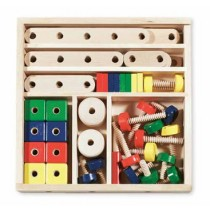 Construction Set in a Box by Melissa & Doug