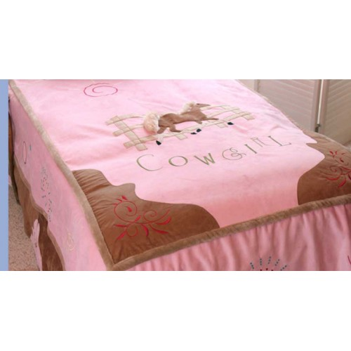 Cowgirl Toddler Bedding Sets
