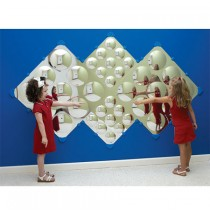 Diamond Bubble Wall by Childrens Factory