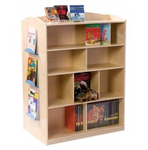Double Sided Book Display by Guidecraft