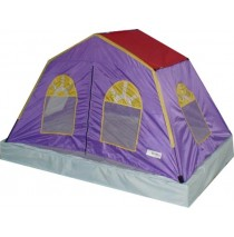 Gigatent Dream House Bed Tent Twin Size