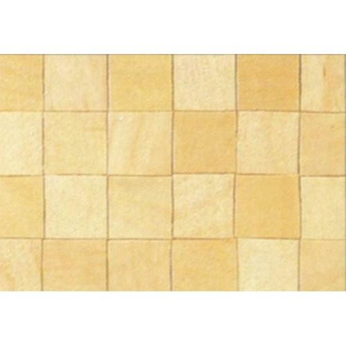 Wood Dollhouse Floor Tiles