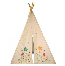 6ft Flower Blossom Teepee