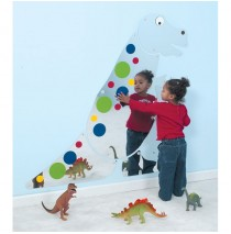 Friendly T-Rex Mirror by Childrens Factory