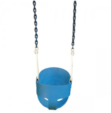 Gorilla Playsets Blue Full Bucket Toddler Swing  - Full-Bucket-Toddler-Swing-B-360x365.jpg