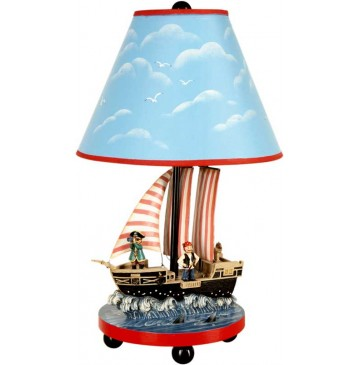 Guidecraft Pirate Table Lamp Model G83707 - G83707-360x365.jpg