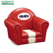 Retro Racers Upholstered Rocker