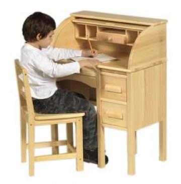 Guidecraft Jr. Roll Top Desk - Light Oak - G97300_MODEL-360x365.jpg