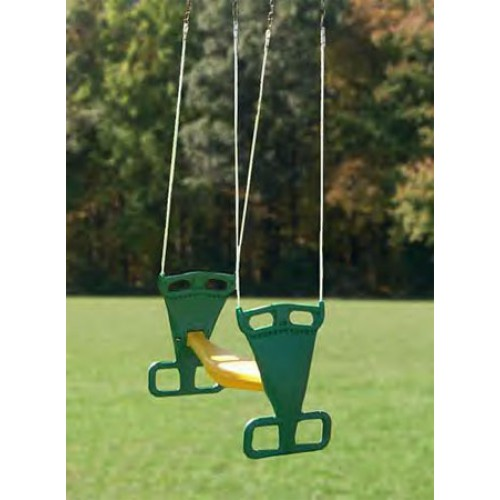 Glider Swing For Swing Sets Back To Back Glider Creative
