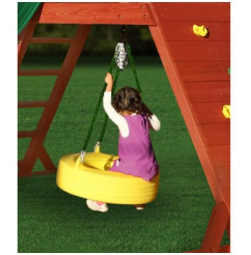 Gorilla Playsets 360 Tire Swing - Yellow - Gorilla-Playsets-Yellow-Tir-360x365.jpg