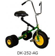 Dirt King Adult Dually Tricycle Green Ages 10 - Adult