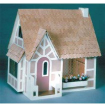 The Sugarplum Doll House Kit by Greenleaf