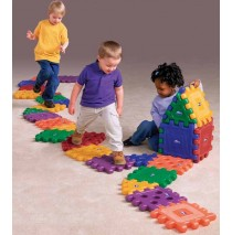 Grid Blocks 32 Piece Building Set by CarePlay