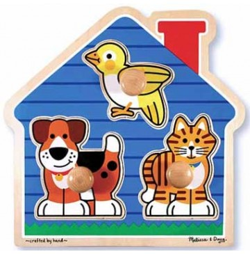 House Pets Jumbo Knob Puzzle Melissa & Doug - House-Pets-Jumbo-Knob-Puzzl-360x365.jpg