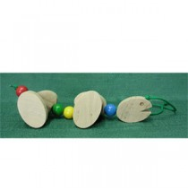 Wooden Jonesey Jones Pull Toy