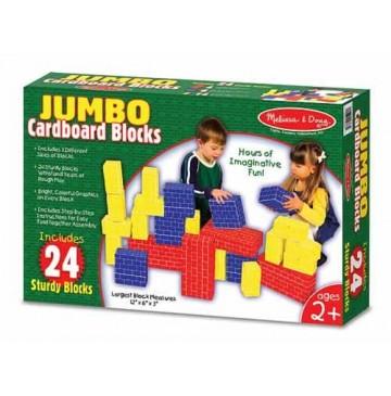 Jumbo Cardboard Blocks 24 piece set Melissa & Doug - Jumbo-Cardboard-Blocks-24-360x365.jpg