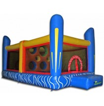 Commercial Grade Jump'n Dodgeball Inflatable