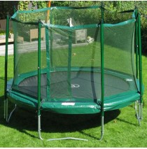 Jumpfree KidWise 15' Trampoline Combo w/ Safety Enclosure