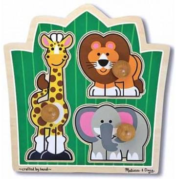 Jungle Friends Jumbo Knob Puzzle Melissa & Doug - Jungle-Friends-Knob-Puzzle-360x365.jpg