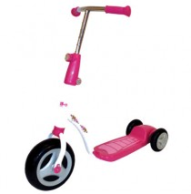 Kiddi-o by Kettler Scooter Pink