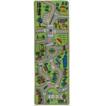 Giant Road Learning Carpets for Kids Model LC 124
